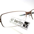 ic!berlin(アイシー!ベルリン) friesoythe ブラウン