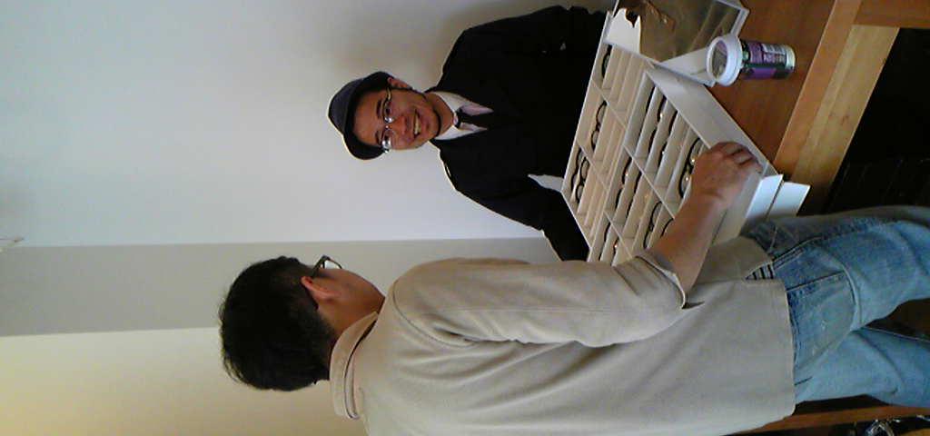 かんばれブンペイ店長!