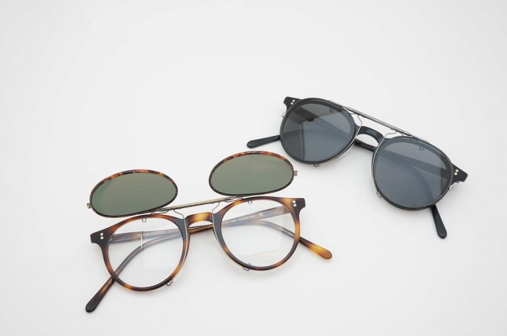 o malley 専用 clip on sunglasses ポンメガネ浦和 yellows plus